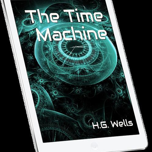 The Time Machine - H.G. Wells -eBook