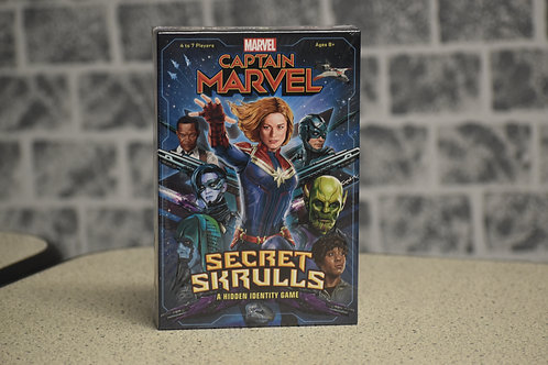 Captain Marvel - Secret Skulls