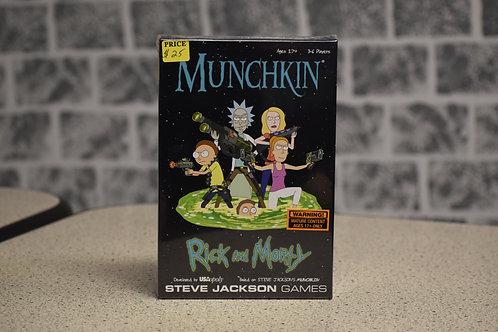 Munchkin - Rick and Morty