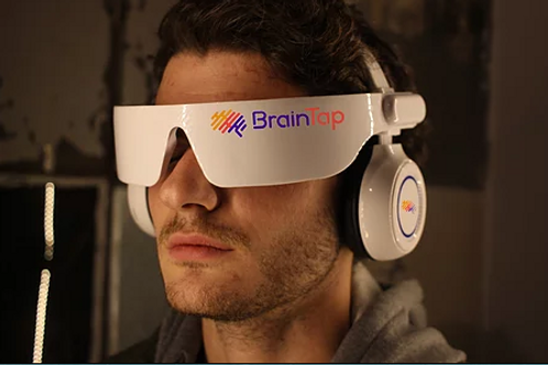 Light & Sound Therapy Device: BrainTap Headset- Call for Limited Special Pricing