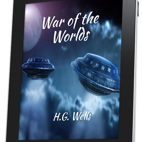 War of the Worlds - H.G. Wells - eBook