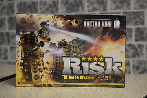Dr. Who - Risk