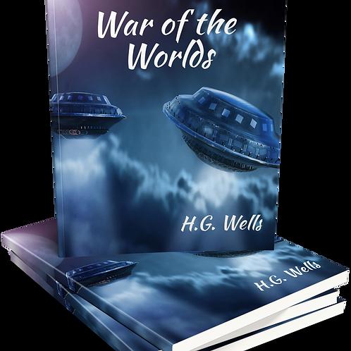 War of the Worlds - H.G. Wells - Paperback
