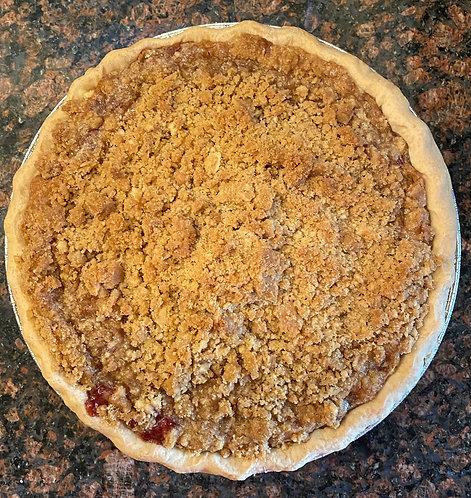 Crumb Top Fruit Pie