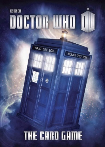 Dr. Who - The Card Game Card Pack