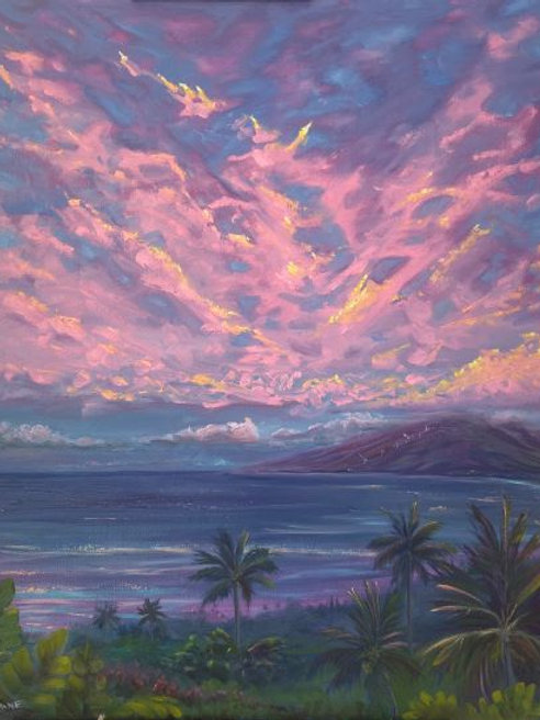 First Light - Maui Morning II