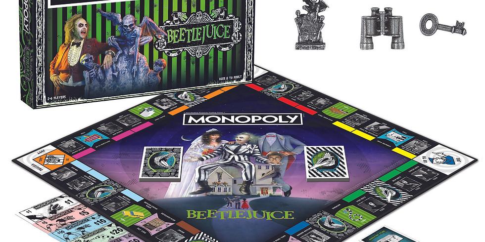 BeetleJuice Monopoly Tournament