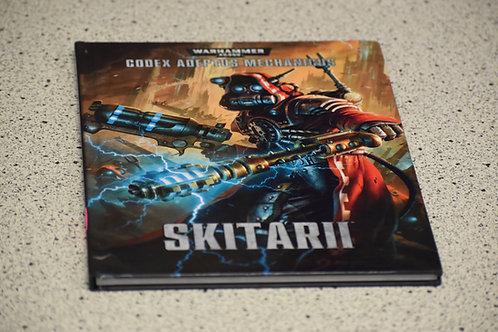 Warhammer 40000 Codex Adeptus Mechanicus Skitarii 2015