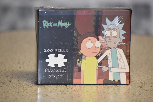 Rick & Morty 200pc Puzzle -3