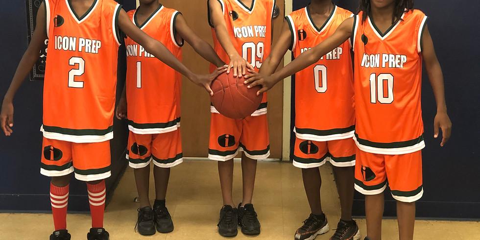 Basketball @ Berkeley Prep