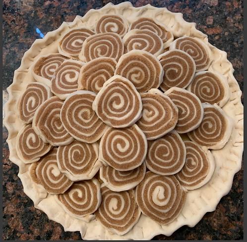 Cinnamon Swirl Pie