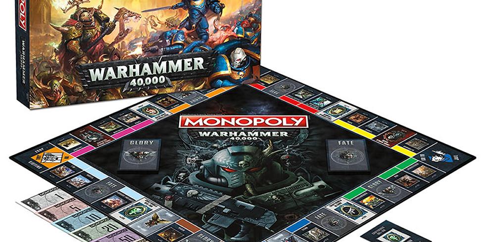 Warhammer 40,000 Monopoly Tournament