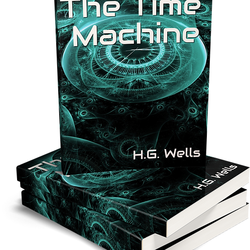 The Time Machine - H.G. Wells - Paperback