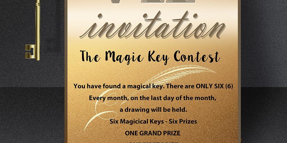 Magic Key Drawing