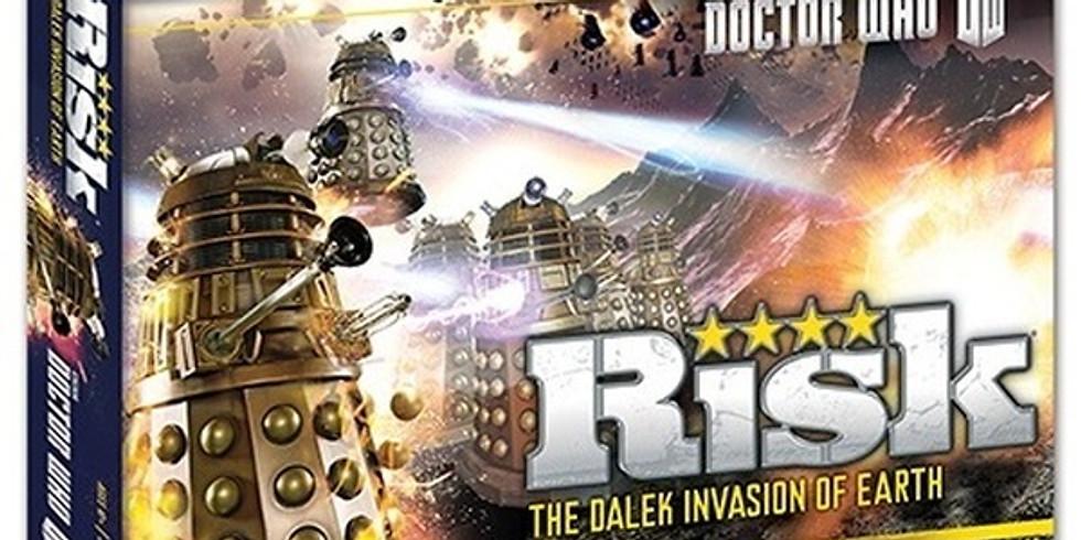 Dr. Who Risk Tournament