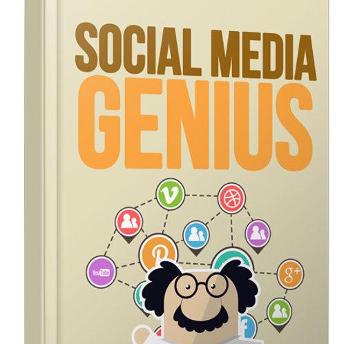 Social Media Genius eBook