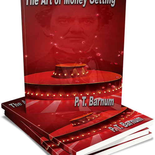 The Art of Money Getting by P.T. Barnum - Paperback & eBook