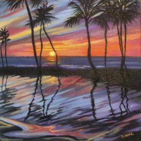 Wailea Sunset Shimmer