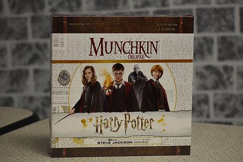 Munchkin Deluxe - Harry Potter