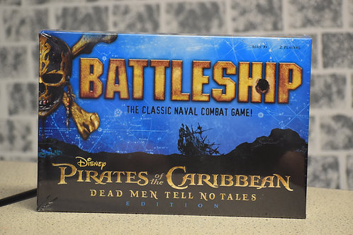 Battleship - Pirates of the Caribbean
