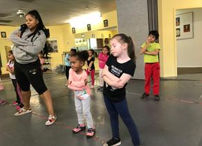 Mini Hip Hop Dance Classes for Kids
