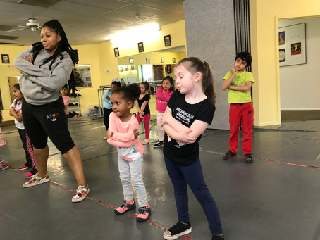Mini Hip Hop Dance Classes for Kids