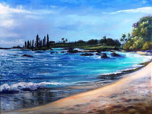 Hamoa Beach - Hana, Maui