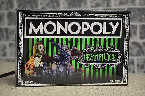 Monopoly - Beetlejuice