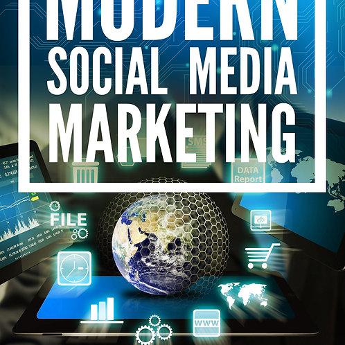 Modern Social Media Marketing Training eBook & Tools