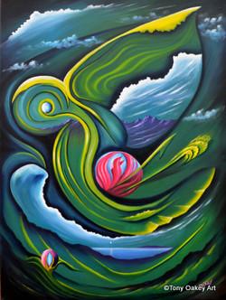 Tony Oakey Art