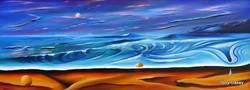 Ocean in motion