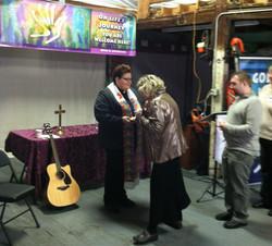 PRUCC communion