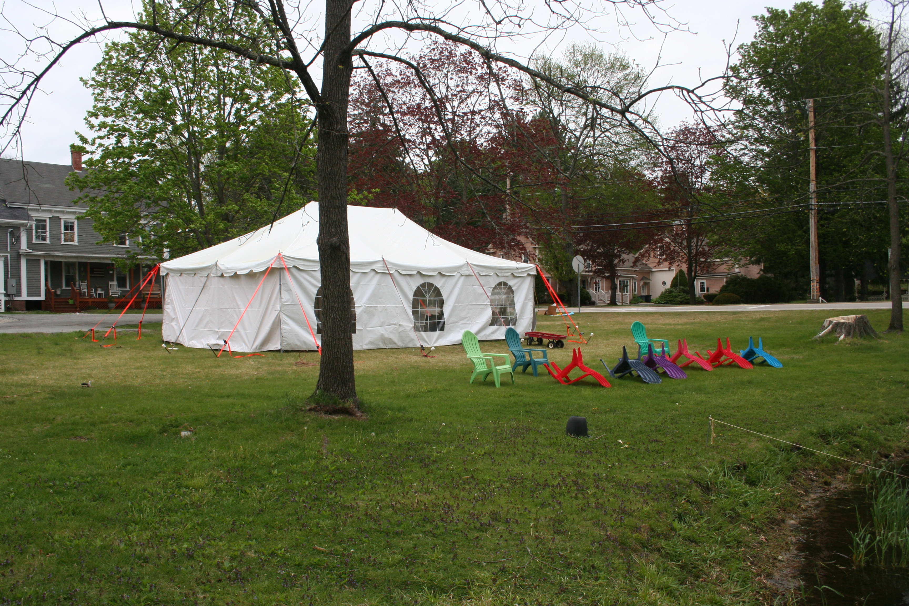 Gospel Tent service
