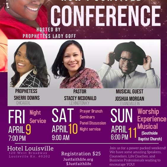 Women's Conference *POSTPONED UNTIL FURTHER NOTICE*