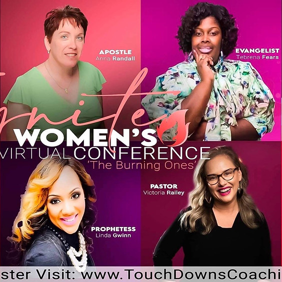"""IGNITE 🔥 Women's Conference 2020 """"The Burning Ones"""" Romans 12:11"""
