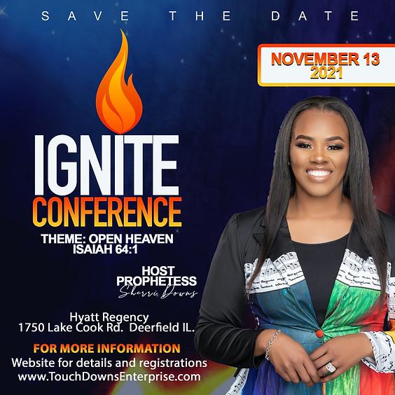Ignite Conference November 2021 Open Heaven