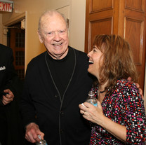 My mentor, Chicago Symphony Orchestra's Principle Oboe, Ray Still, at his 90th birthday celebration.