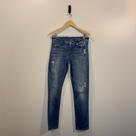 JEANS BOYFRIEND SEVEN FOR ALL MANKIND