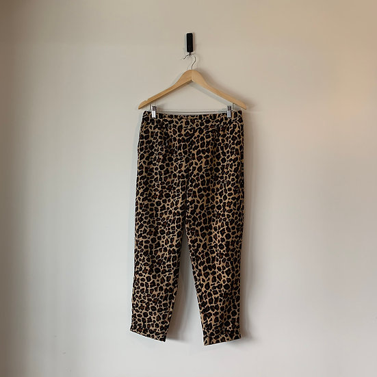 PANTALÓN POLIESTER ESTAMPADO ANIMAL PRINT LEFTIES
