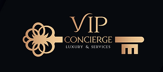 VIP CONCIERGE PARIS AIRPORT LOGO