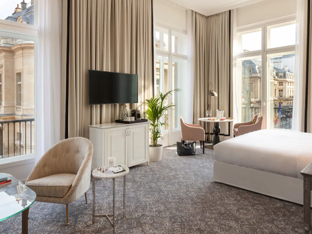 "L'HÔTEL DU LOUVRE UNVEILS ITS ""STAYCATION"" OFFER FOR AN AUTHENTIC AND UNFORGETTABLE PARISIAN STAY"