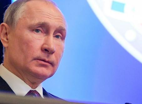 Coronavirus Puts Great Challenges on Putin's Power