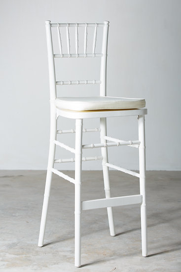 Tiffany Bar Chairs (White)