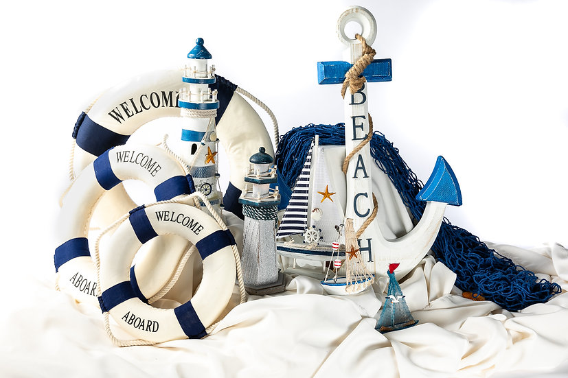 Nautical Themed Props