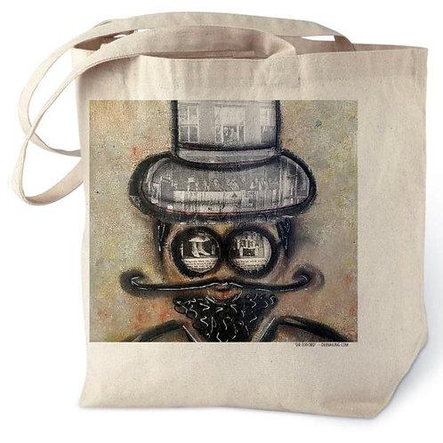 Sir Oxford Cotton Tote Bag