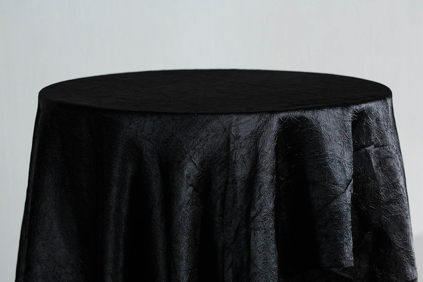 Crinkle Cloth (Black)