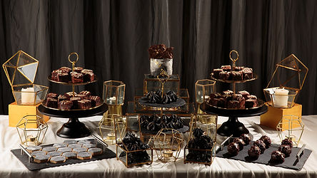 Beautifully Styled Dessert Table