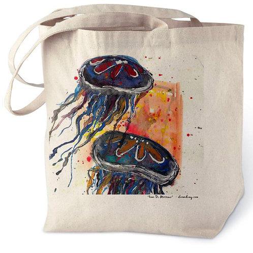 Inna Di Morrows Cotton Tote Bag