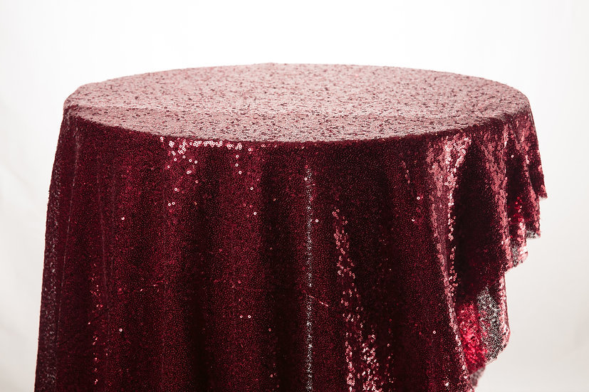 Sequin Cloth (Red)