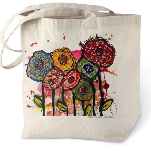 Diversity is Beautiful Cotton Tote Bag